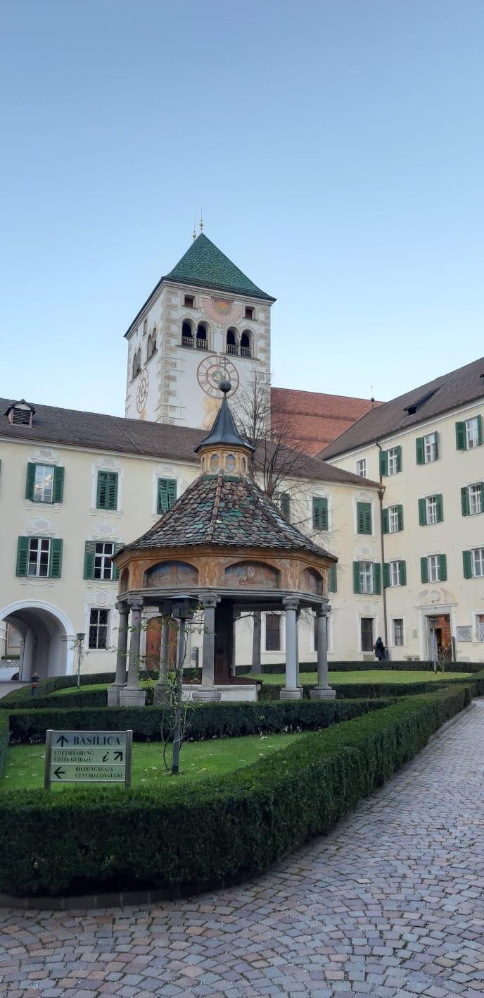 Erster tag - Altopiano del Renon e Abbazia di Novacella ...